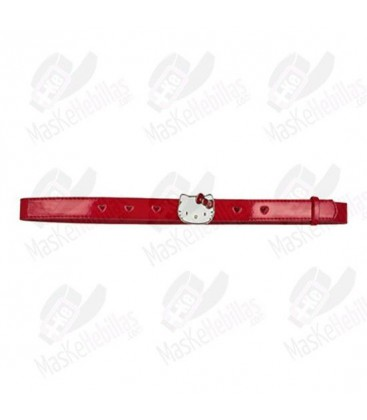 Belt girl Hello Kitty Red