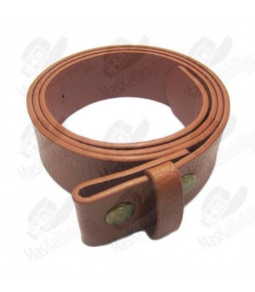 Belts for buckles