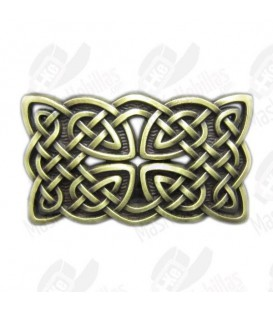 Bronze Vintage Noeud Celtique