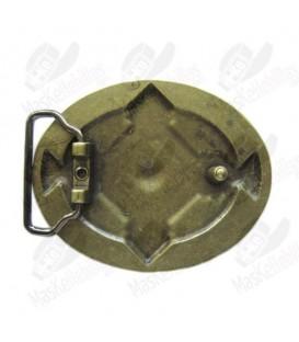 Étoile Indienne Bronze Vintage