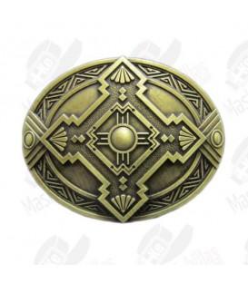 Indische Sterne Bronze Vintage