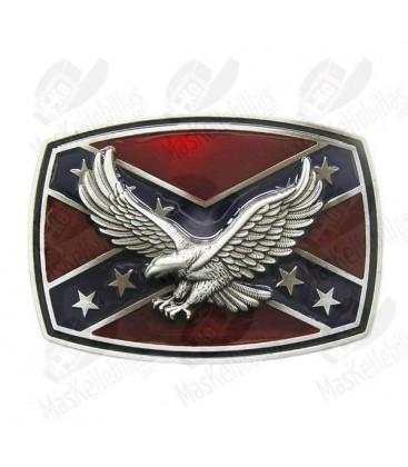 Rebel Flag con Águila