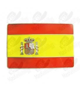 Spain Flag. Bandeira Espanha