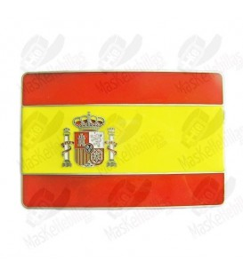 Spain Flag. Spanien Flagge