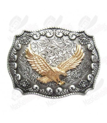 Rodeo Eagle Fly