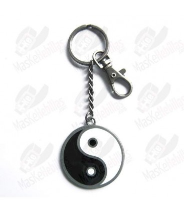 Porte-clés Yin Yang
