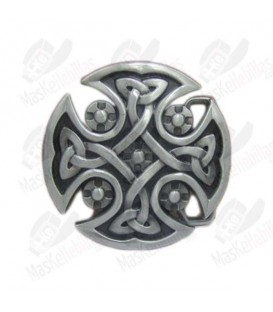 Buckle Celtic Cross