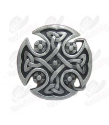 Buckle Celtic Cross
