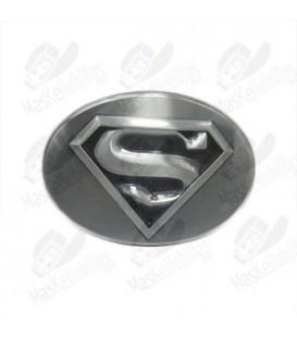 Superman. Símbolo Metalizado
