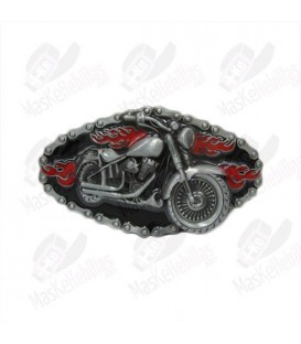 Fire Motorbike