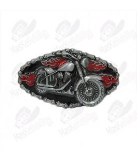 Moto et Feu