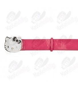 Cinto Hello Kitty fúcsia