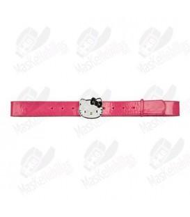 Cinturón Hello Kitty Fucsia