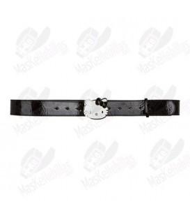 Cinturón Negro Hello Kitty