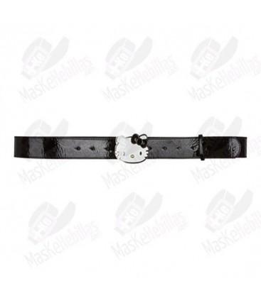 Bonjour Kitty black belt